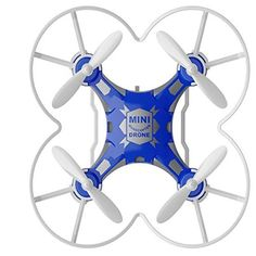 Peniya 2.4Ghz 4CH 6 Axis Headless Mode RC Quadcopter Drone Flyer Helicopter with One Key Return,Without Camera,Blue -- Read more  at the image link.