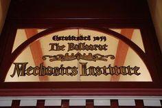 'Mechanics Institute Libraries in Victoria'