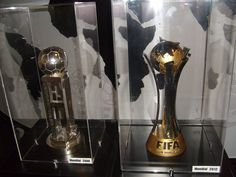 Sport Club Corinthians Paulista - Memorial (FIFA Club World Cup 2000 and 2012)