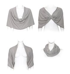 Champagne lace shrug, 4 options shawl (shrug, shawl, twist and scarf) , delicate champagne floral lace, ready to ship