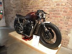Brat style bike at The Bikeshed Event 2