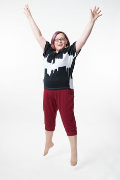 Dance7 Capri Pants, Dance, Fashion, Dancing, Moda, Capri Trousers, Fashion Styles, Fashion Illustrations