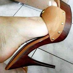 women feet sandals high heels no straps Sexy Legs And Heels, Hot High Heels, Platform High Heels, High Heel Boots, Womens High Heels, Women's Shoes, Wedge Shoes, Shoe Boots, Beautiful High Heels