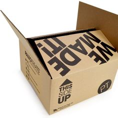Our beautiful box: we absolutely love it.   Beauty on the inside AND on the outside!