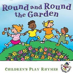 Round and Round The Garden - Childrens Play Rhymes New Sealed CD Infants Kids Available from www.sonusmedia.co.uk