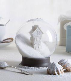 Sucrier boule à neige