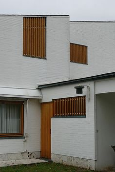 Maison Louis Carre - Alvar Aalto | Flickr - Photo Sharing!