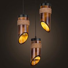 Aurea Handcrafted Hanging Lights