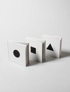Bruno Munari: Il Cerchio, Il Quadrato, Il Triangolo
