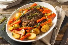 How to Cook Topside of Beef Pot Roast Recipes, Beef Recipes, Low Crab Meals, Cooking Corned Beef, Best Pot Roast, Cream Of Celery Soup