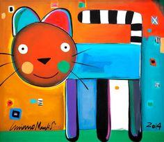 Luciano Martins, Gato