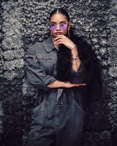 Black Women Art, Black Girls, Cute Fashion, Look Fashion, Tupac Pictures, Best Friend Outfits, Marca Personal, Dangerous Woman, Female Singers