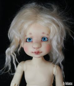 Tracy Promber Gertie Bjd doll with Heliantas faceup by heliantas
