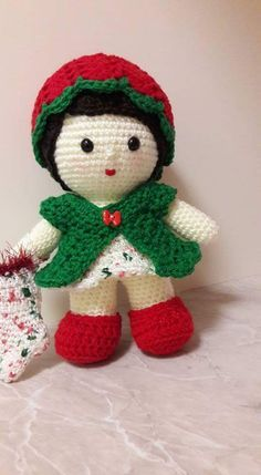 Free pattern for Doll and outfits along with other Weebee dolls on Ravelry Easy to follow patterns
