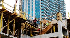 The Canadian home construction is going in a snail's pace since February and it is slowest since July 2009.