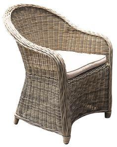 Fotel ogrodowy z kolekcji PORTO2 - zdjęcie od HOUSE&more - Ogród - HOUSE&more