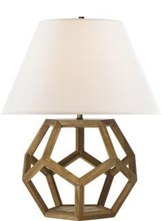 Dustin Dodecahedron Table Lamp, Lauren By Ralph Lauren Idea