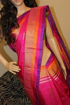 colorful #saree ~
