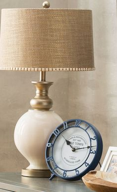 When looking for a lamp for your home, your options are nearly endless. Discover the perfect living room lamp, bed room lamp, table lamp or any other type for your particular room. Modern Bedside Table, Rustic Table Lamps, Bedside Table Lamps, Table Lamp Sets, Bedroom Lamps, A Table, Glass Table, Modern Table, Bedroom Table