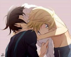 Love this one  Yuu and Mika