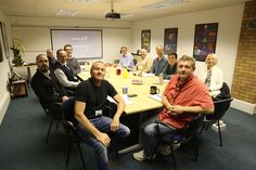 Thermoteknixteamsfrom Sales & Marketing departments have met at the companyheadquarters earlierthis week for an annual meeting. Among the subjects