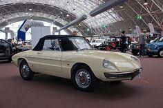 "https://flic.kr/p/rm4dcz | Alfa Romeo 1750 Spider ""Duetto"""