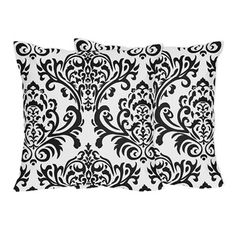 Sweet Jojo Designs Isabella Collections Throw Pillows (Set of 2) - Overstock™ Shopping - Great Deals on Sweet Jojo Designs Throw Pillows