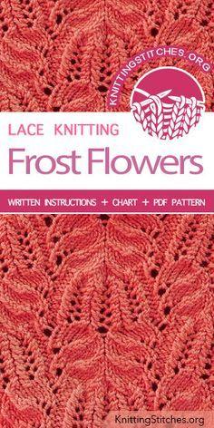 4225eb4fde29 34 Best Knit Patterns  flower vine images in 2019