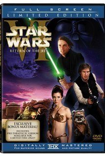 The 3rd in the original Star Wars trilogy. Great movie, I think the 3 of these movies are so much fun:-)