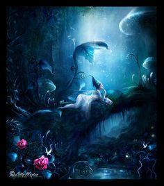 Dreaming of Love by Lillucyka.deviantart.com on @deviantART