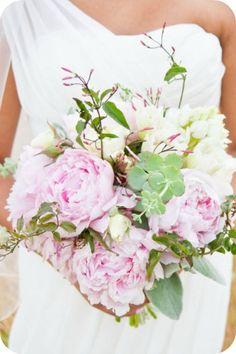 Spring Wedding Flowers - Kate Osborne Photography