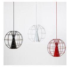 Latitude LED Pendant by Innermost