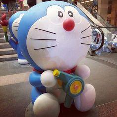 #100years #Before #Birth #BirthofDoraemon #Doraemon #Doraemon100 #HairDryer #HarbourCity - @encandy- #webstagram