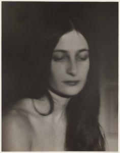 Ananda K. Coomaraswamy - Portrait of Stella Bloch