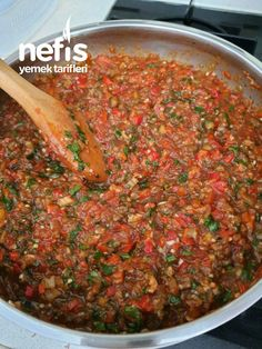 Turkish Recipes, Ethnic Recipes, Breakfast Menu, Food Pictures, Ham, Spices, Food And Drink, Appetizers, Yummy Food