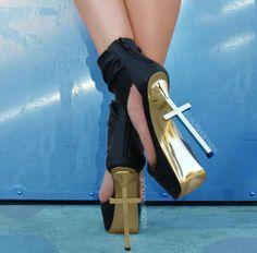 †Jesus/Cross heels!† @ www.chiq.com