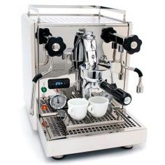The Profitec Pro 700 dual boiler espresso machine is German designed, using professional components for brewing the best espresso at home. Starting A Coffee Shop, Opening A Coffee Shop, Espresso At Home, Best Espresso, Boiler, Barista, Coffee Time, Espresso Machine, Coffee Maker