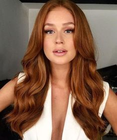 This color Ginger hair - Hair Color Hair Color Auburn, Red Hair Color, Cool Hair Color, Ginger Hair Color, Copper Hair Colour, Red Colored Hair, Shades Of Red Hair, Blonde Color, Color Del Pelo