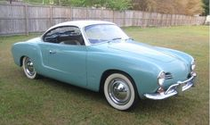 '59 Lowlight Ghia Coupe