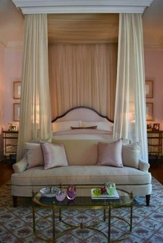 15 Covet-Worthy Canopy Beds via Brit Co