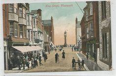 england dorset postcard english king street weymouth   eBay
