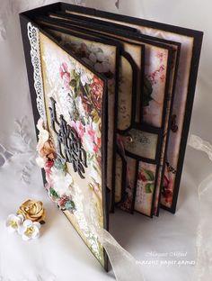 Margyz Paper Games: The 'French Garden' Book for Meg's Garden