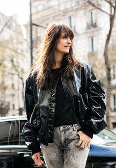 Les 5 préceptes beauté de la Parisienne selon Caroline de Maigret cheveux