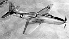11 February 1945 first flight #flighttest of the Consolidated Vultee XP-81
