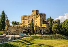 Château de Lourmarin :-)
