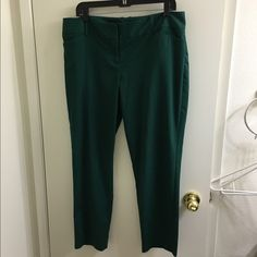 The limited pants size 14 Ankle length, drew fit The Limited Pants Ankle & Cropped