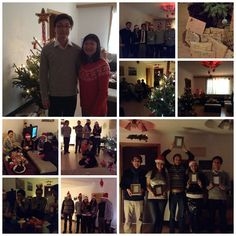 We had an awesome #Christmas #party in Peking!