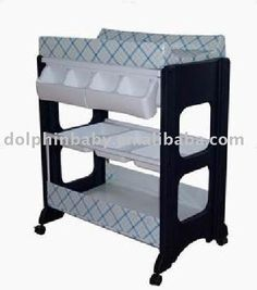 primo s eurospa bath and changing center offers a complete baby bath tub changing pad and a. Black Bedroom Furniture Sets. Home Design Ideas