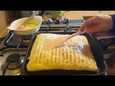 😍5 DAKİKADA HAZIRLA ÇAY DEMLENİRKEN PİŞİR OKADAR👍🏼PRATİK BALON👌GÖZLEME✔ - YouTube Bailey Mousse, Iran Food, Types Of Bread, Leek Soup, Vegan Baking, Low Carb, Cheese, Eat, Ethnic Recipes