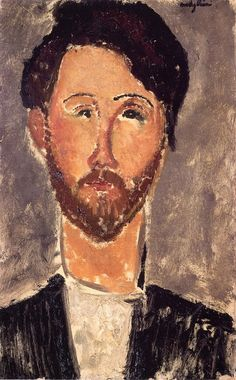 The Athenaeum - Leopold Zborowski (Amedeo Modigliani - )